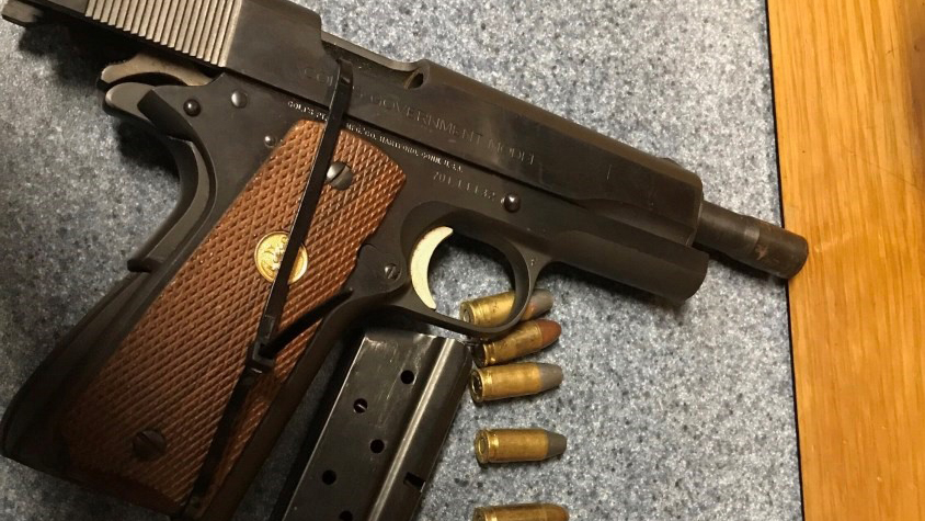 080319 brockton man arrested gun charges