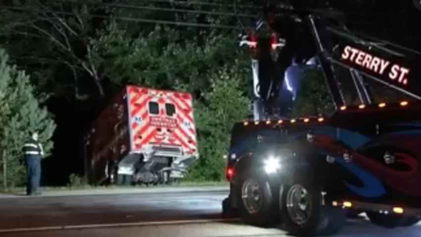 082418 rhode island boy crashes firetruck