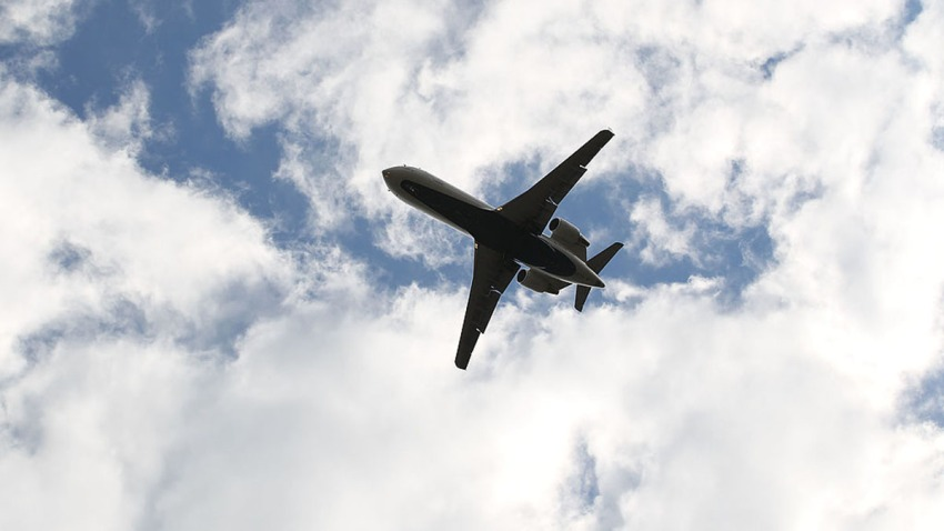 122816 flight generic plane generic