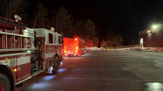 Hazmat Crew Responds to Amazon Facility in Nashua