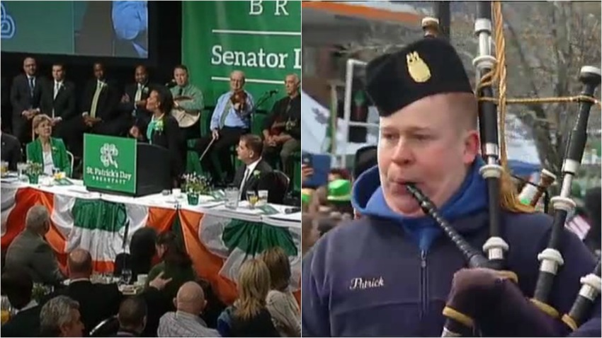 2016 St. Patrick's Day Breakfast and Parade