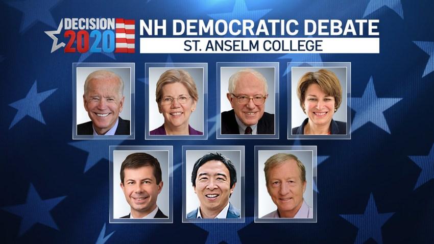 New Hampshire Debate