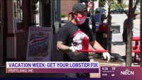 Vacation Week: Get Your Lobster Fix in Maine