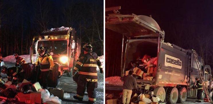 3819 dump truck accident