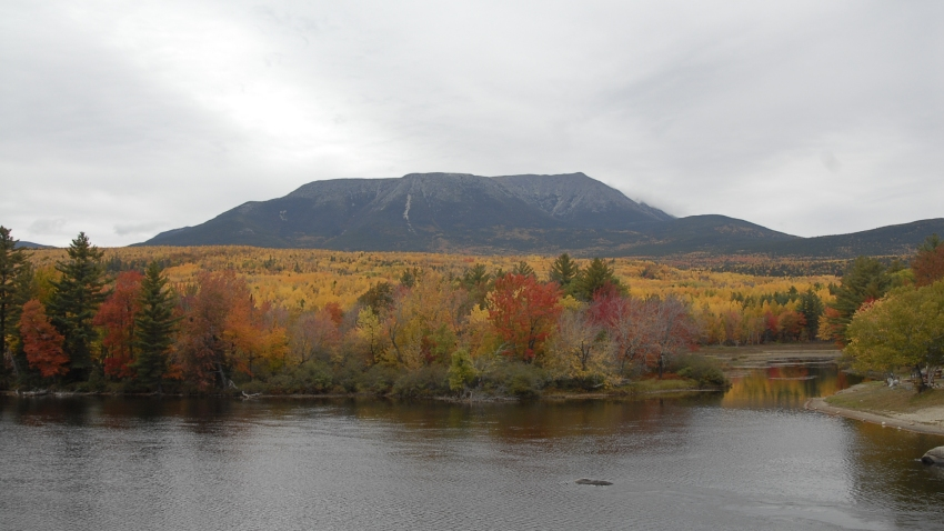 [UGCNECN-CJ-scenic outdoor/nature photos]Mount Katadin