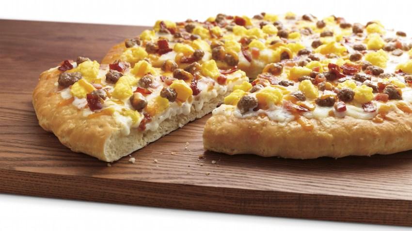7 eleven breakfast pizza