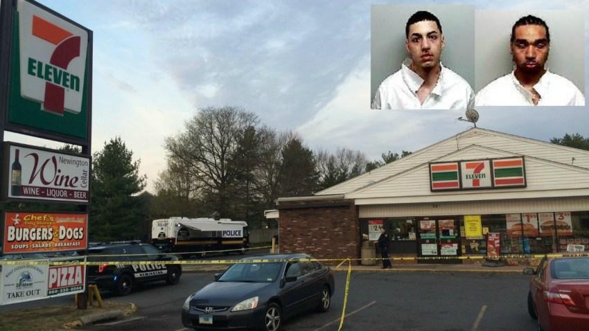 7 eleven newington robbery Albert Gonzalez and Guillermo Casada