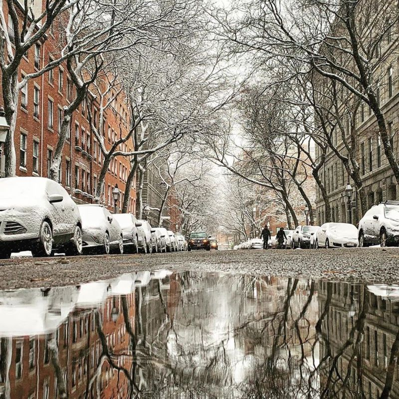 Winter Wonderland in Boston: Top Instagram Photos of the Week