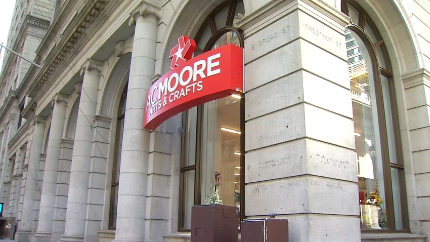 AC Moore Storefront
