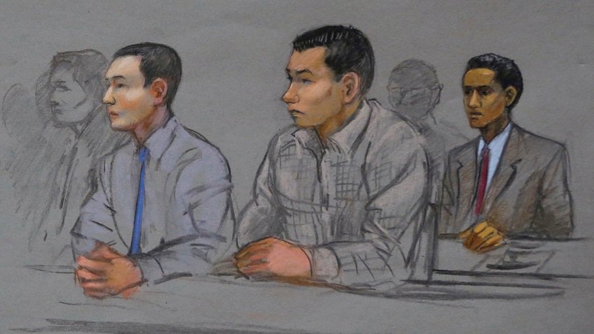 Boston Marathon Suspects Friends