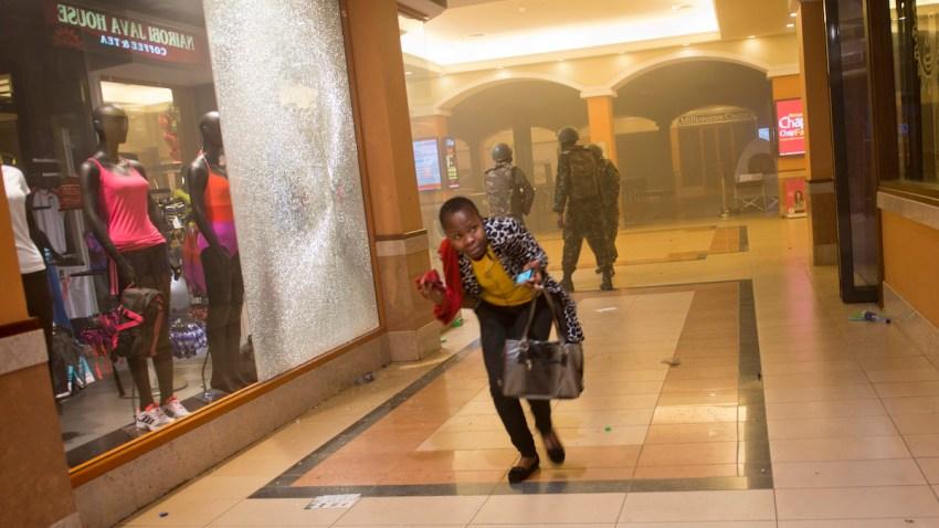 Kenya Mall Attack Trauma's Scars