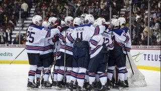 Team USA WJC Hockey