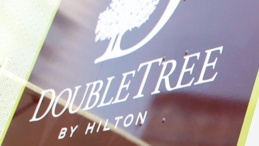 DoubleTree by Hilton Cookie CAREavan