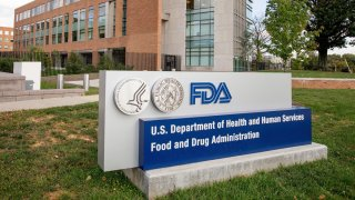 The Food and Drug Administration campus, Oct. 14, 2015, in Silver Spring, Md.