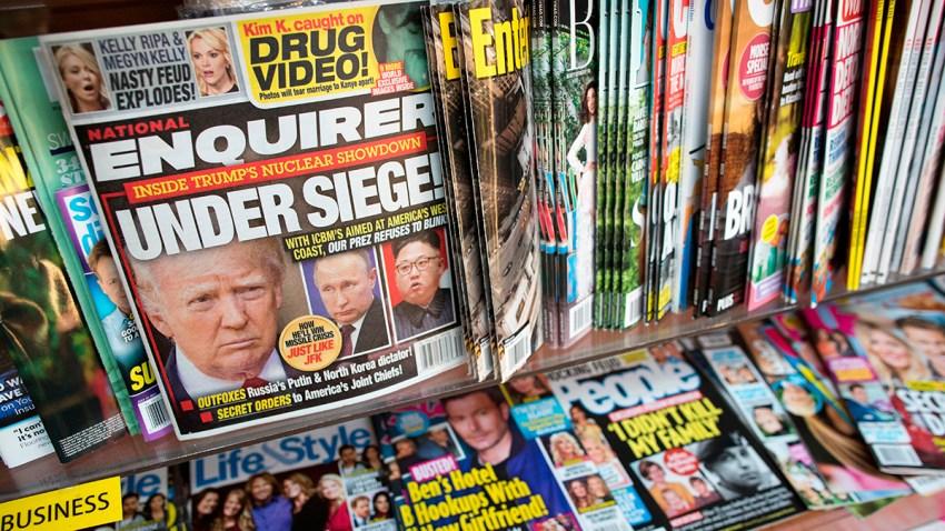 Trump National Enquirer