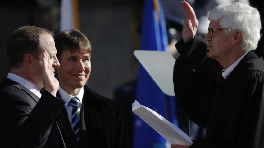 Colorado Governor Inauguration