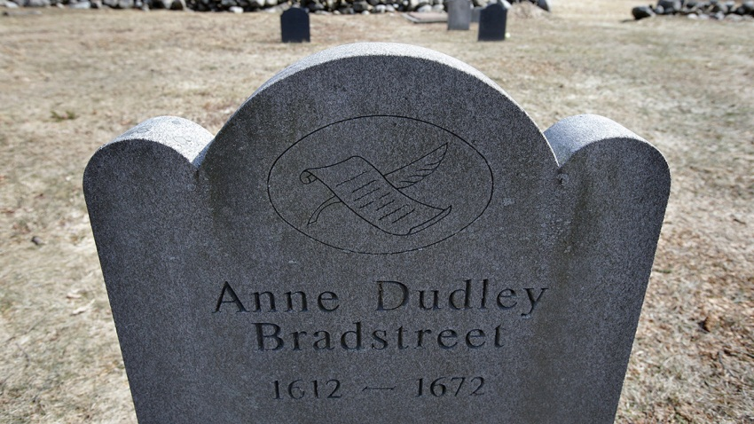 Puritan Poet Burial Site