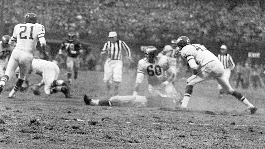 NFL At 100 Greatest Plays Football