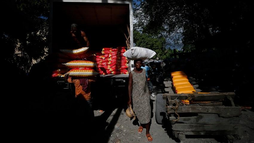Haiti Political Crisis