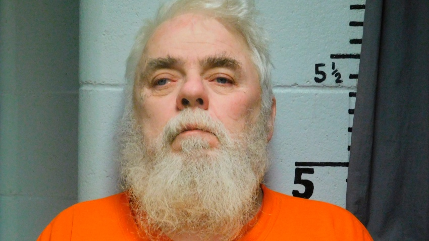 Thomas Bonfanti, 63, of Northfield, Maine, as seen on Monday, Feb. 3, 2020. Bonfanti was charged with a single count of murder following a spate of shootings in which three people were killed and a further injured.