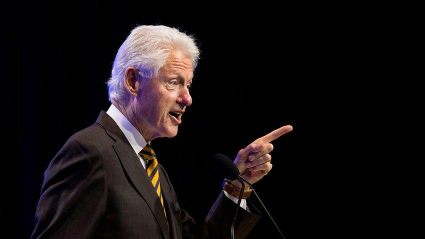NAACP Bill Clinton