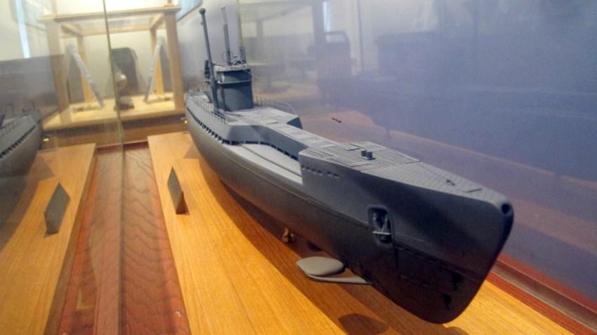 Sunken U-Boat