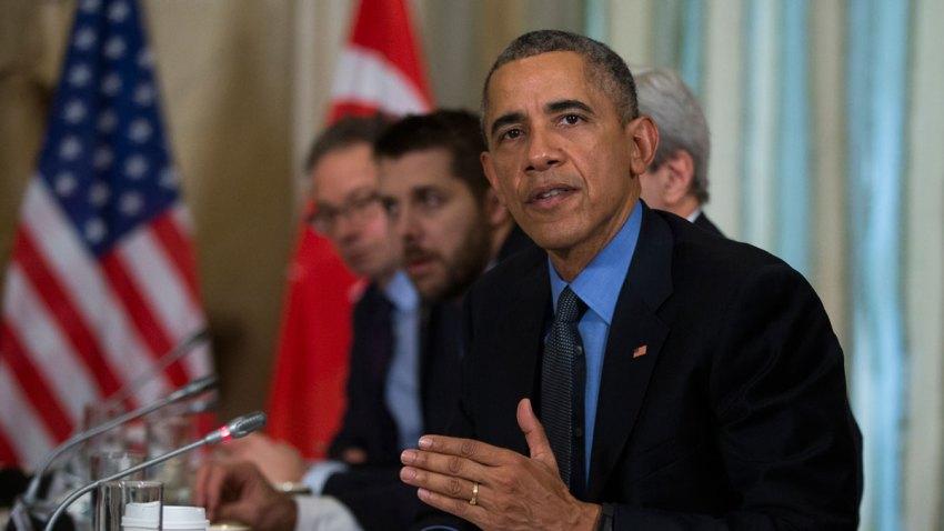Obama France US Turkey