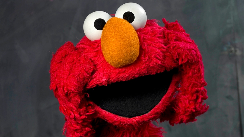 Questions about Elmo
