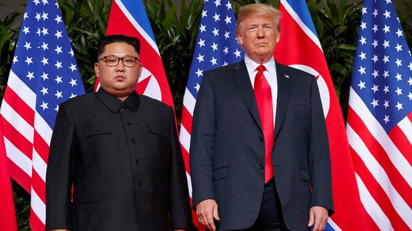 Trump North Korea Human Rights