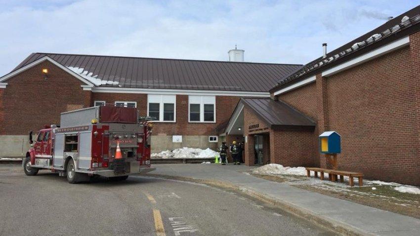 Alburgh Vermont School