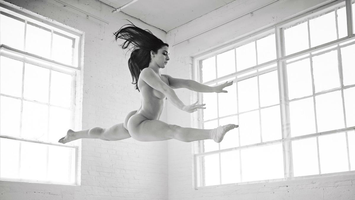 ESPN Body Issue 2015: Aly Raismans Nude Naked Photos
