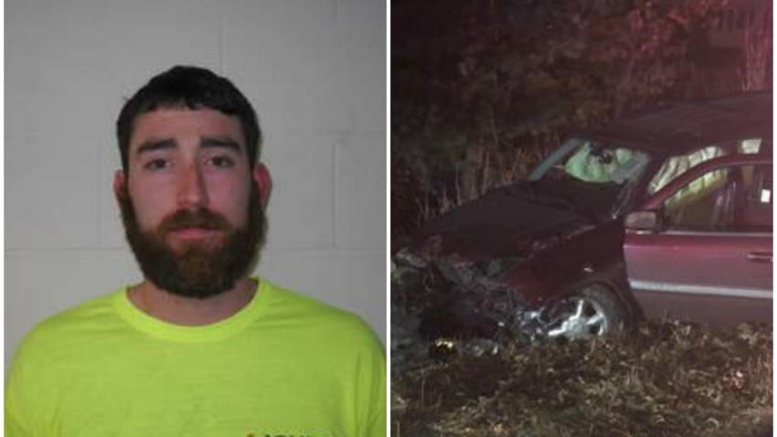 Antonio DiRocco Pelham NH PD Crash Collage