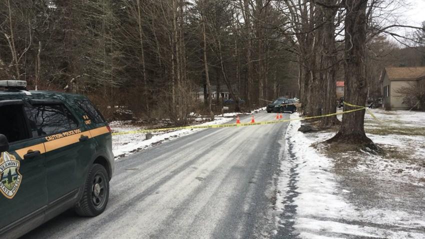 Arlington Vermont officer involved shooting 01072019