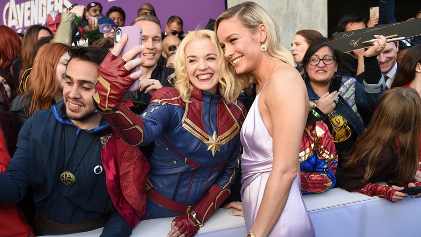 "LA Premiere of ""Avengers: Endgame"" - Red Carpet"