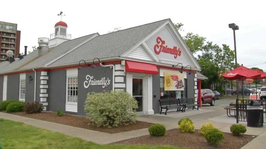 Friendly's Restaurant Quincy