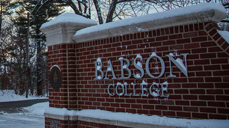 Babson College Official Fired After Controversial Facebook Post on Iran