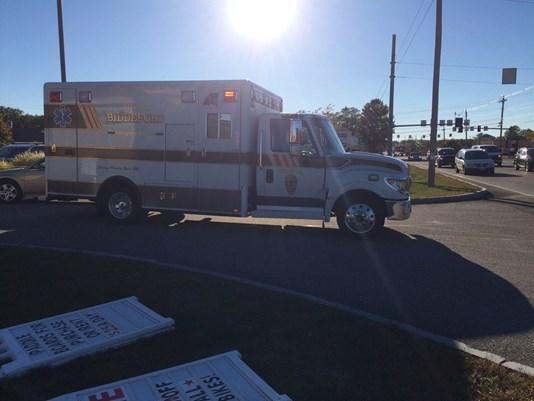 Biddeford Maine police hit and run