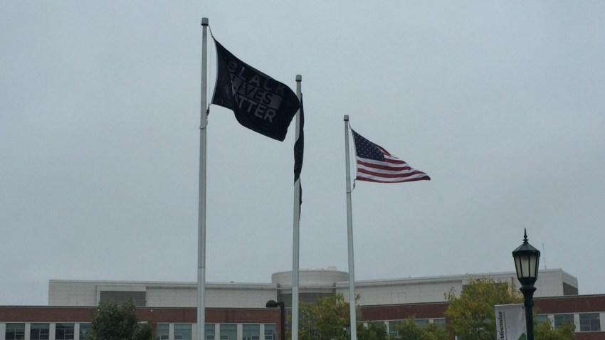 Black Lives Matter Flag UVM