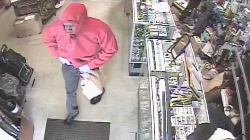 Bloomfield gift shop robbery 1200