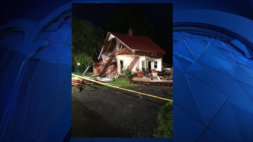 Bradford VT house explosion