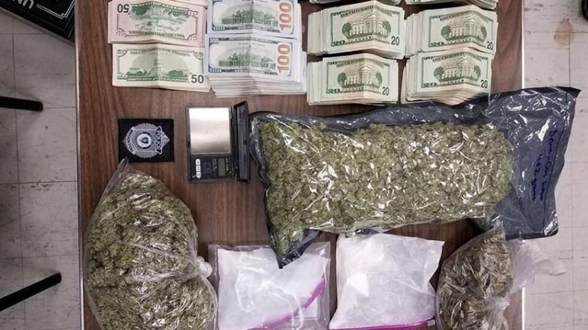 Brockton Drug Bust