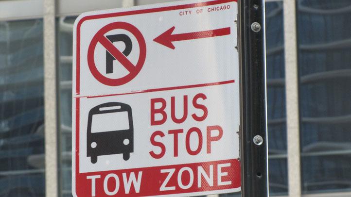 Bus Stop Generic