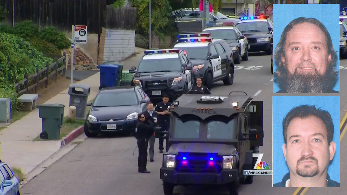 Alleged cop killer in Palm Springs, California, arrested