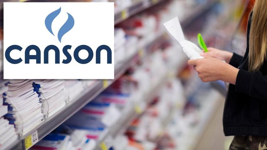 Canson paper file