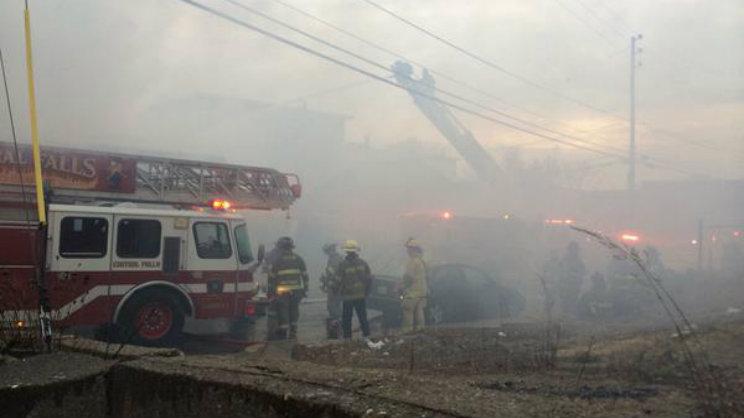 Central Falls Fire 2