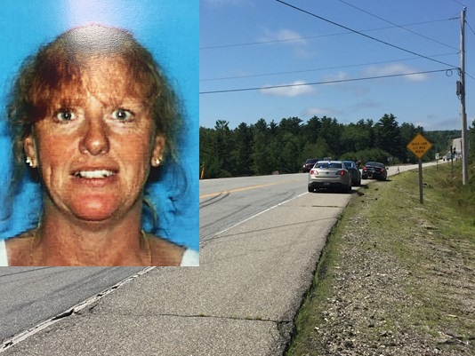 Cherryfield Maine homicide scene July 2017 Sally Shaw victim composite