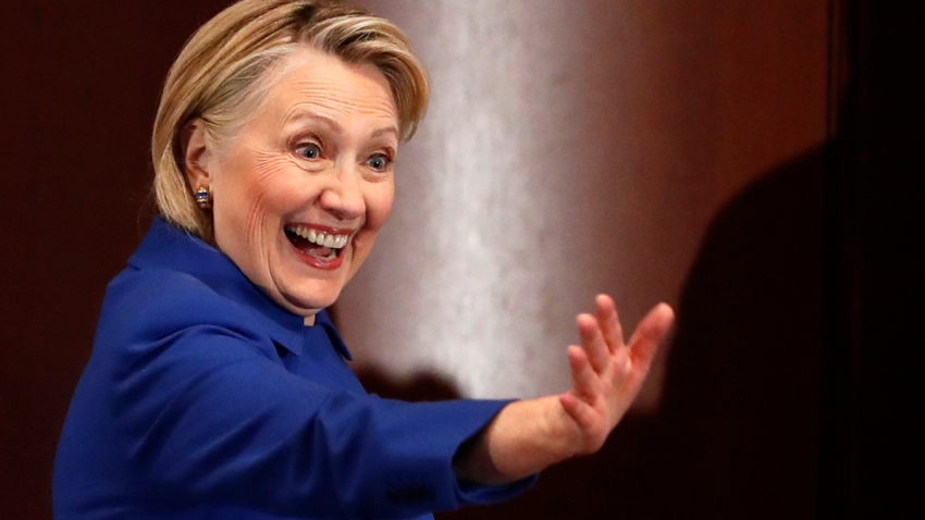 Election 2020-Hillary Clinton