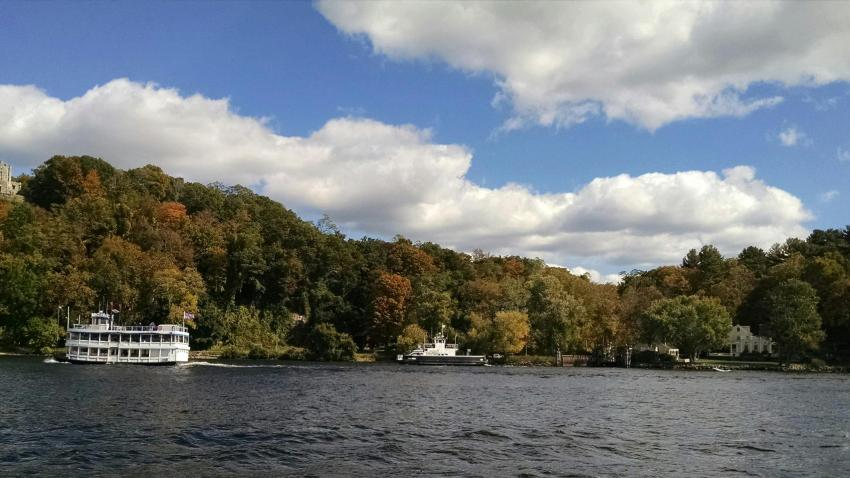 Connecticut River from Cindy Tomkowicz