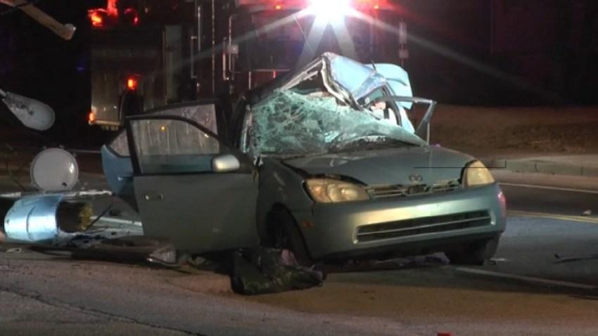 Coventry Main Street Crash