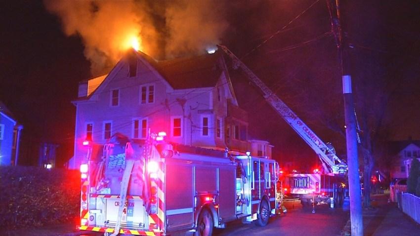 Cranston Fire Dec 18